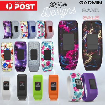AU5.95 • Buy Replacement Wrist Band For GARMIN VIVOFIT 3 JR JUNIOR JR 2 Fitness Wristband