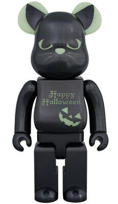 $165.27 • Buy Limited To Directly Managed Stores 2016 HALLOWEEN Green Ver. 400% Bearbrick F/S
