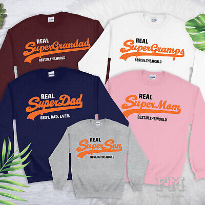 Matching Family Jumpers,Couple Jumpers,Christmas Outfits,Christmas Gifts For Dad • 25.99£