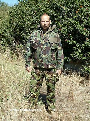British Army NBC Camouflage Chemical Warfare Suit (FREE P&P) • 15£