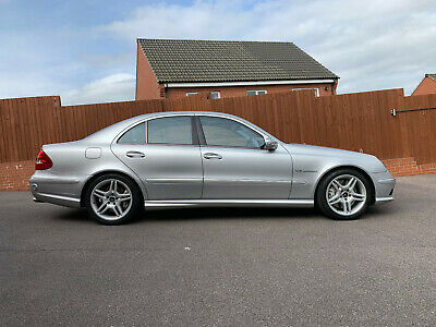 Mercedes E55 AMG V8 5.5 Supercharged LPG Converted  Gives 56+mpg Very Rare  • 11,500£