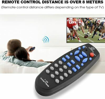 Universal Remote TV Control For All Devices Perfect Replacement Controller HD • 3.75£