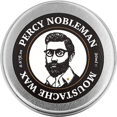 Percy Nobleman Moustache Wax • 8.72£