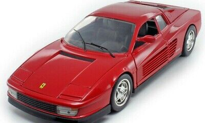 $200 • Buy Hot Wheels 1:18 Scale Ferrari Testarossa Real Riders Loose Super Rare