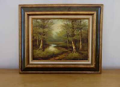 $ CDN157.24 • Buy Signed Phillip Cantrell Oil Painting