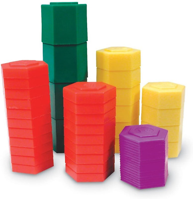 Learning Resources 54-Piece Metric Weight Set • 5.18£