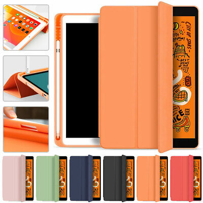 AU28.80 • Buy For IPad Air/ Pro 10.5 Inch 2019 Smart Case Leather Cover With Pencil Holder