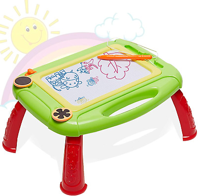 GIFT4KIDS Kids Toys For 1 2 Year Old Boy Gifts,Erasable Magnetic Doodle Board • 19.03£