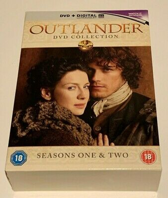 AU39.95 • Buy Outlander Complete Season Series 1 And 2 DVD Collection