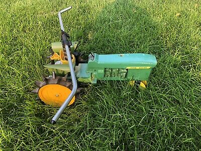 AU210.27 • Buy John Deere 4010 Cast Iron Tractor Traveling Lawn Sprinkler GREAT CONDITION