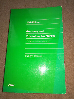 Anatomy And Physiology For Nurses By Pearce, Evelyn C. Paperback Book The Cheap • 1.99£