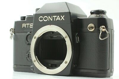 $ CDN91.88 • Buy [For Parts] Contax RTS II Quartz SLR From JAPAN #441