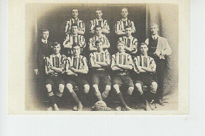 Gala Merchants Football Team 1907/08. • 1.99£