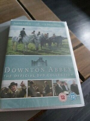 Downtown Abbey Dvd Series 5 Episode 6 • 1.80£