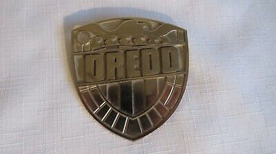 2000ad Judge Dredd Pin Badge - Cosplay - Never Worn - Top Condition • 5£