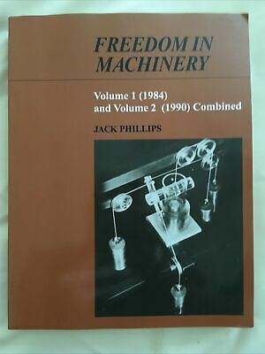 $48 • Buy Freedom In Machinery : 1984/ 1990- Combined, Paperback By Phillips, Jack, Bra...