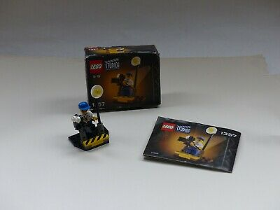 Lego Studios 1357 Cameraman (Boxed With Instructions) • 11.30£