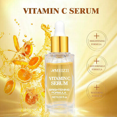🆕 Vitamin C Serum With Niacinamide Suitable For Anti Ageing Wrinke Face Care  • 5.99£