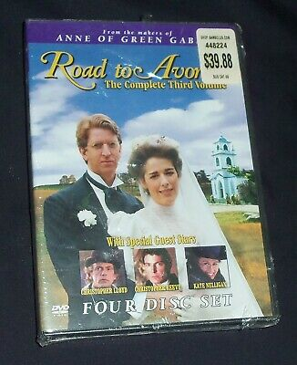 £19.52 • Buy Road To Avonlea - The Complete Third Volume DVD Set - NEW SEALED