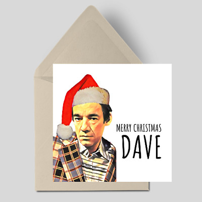 £3.60 • Buy Personalised Comedy Fools & Horses Retro Funny Christmas Card Him Her Mum Dad