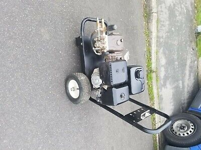 Petrol Power Pressure Jet Washer Loncin 14HP 3600 PSI USED • 225£