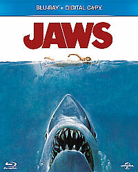 Jaws (Blu-ray, 2012, 2-Disc Set, Box Set) • 2£