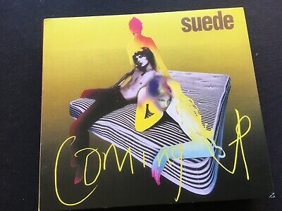 SUEDE - COMING UP - Deluxe Edition - Remastered 2CD + DVD  • 15£