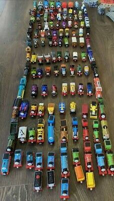 100+ Thomas The Tank Engine & Friends Take N Play Diecast Toys Choose Your Train • 6.99£