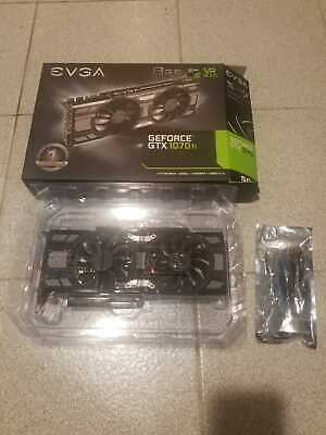 $ CDN305 • Buy EVGA NVIDIA GeForce GTX 1070ti FTW Gaming 8GB GDDR5 Graphics Card