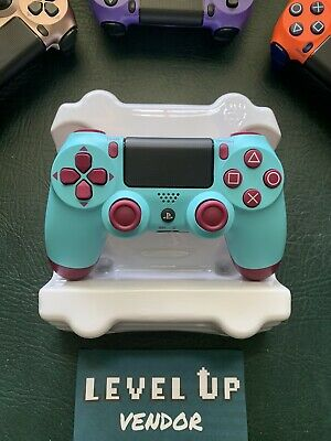 AU89 • Buy Playstation Dualshock 4 Controller Berry Blue Gamepad For PS4