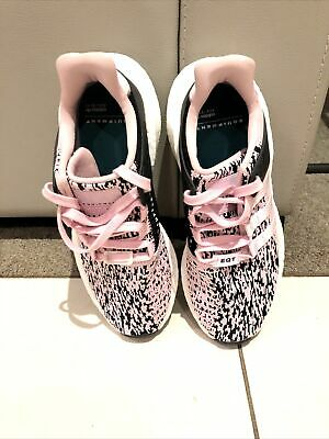 AU60 • Buy Adidas Womens Shoes, Size 8.5, Pink, Black And White