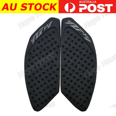 AU22.95 • Buy Tank Traction Side Knee Decal Protector Grip Pads For Yamaha YZF-R1 YZF R1 09-14