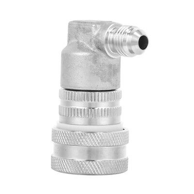 Ball Lock Keg Quick Disconnect With MFL1/4inch Fitting Gas Corny Fitting New • 12.04£