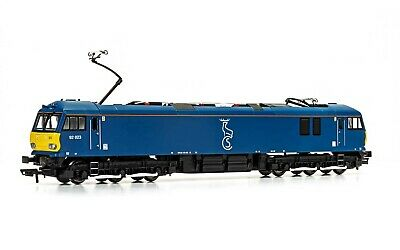 Hornby Caledonian Sleeper Class 92 Co Co 92023 Era 10 OO Gauge Model Train R3740 • 84.99£