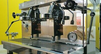 Ecm Barista A2 2 Group Commercial Stainless Espresso Coffee Machine • 2,995£
