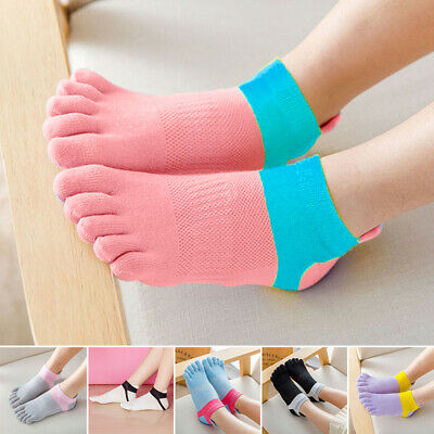 Women's Socks Comfy Foot Fashion Socks Soft Outdoor Color Block Running Stretch • 3.68£