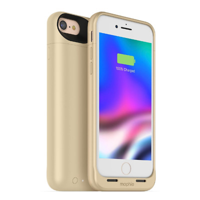 Mophie Juice Pack Air Charging Case For Apple Iphone 8/7 Gold - Refurbished 3781 • 16.95£