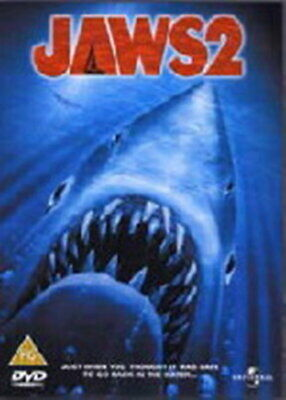 Jaws 2 [New DVD] • 5.69£