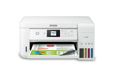View Details Epson EcoTank ET-2760 Wireless Color All-in-One Supertank Printer Scanner Copier • 279.99$