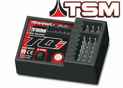 $ CDN50.44 • Buy Traxxas Part 6533 Receiver Micro, TQi 2.4GHz With Telemetry & TSM New In Package