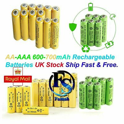 TV, Video & Audio Ultra MAX 2 X Rechargeable Batteries AAA 350mAh ...