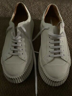Shoes By Jil Sanders Cream Size 8  • 339£