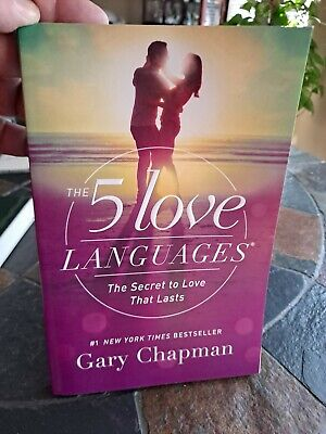 AU6.44 • Buy The 5 Love Languages By Gary Chapman