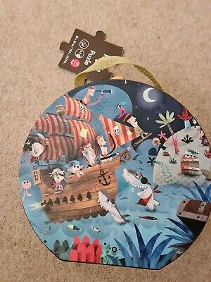 Used Janod Pirate Puzzle 36 Pieces  • 1.30£