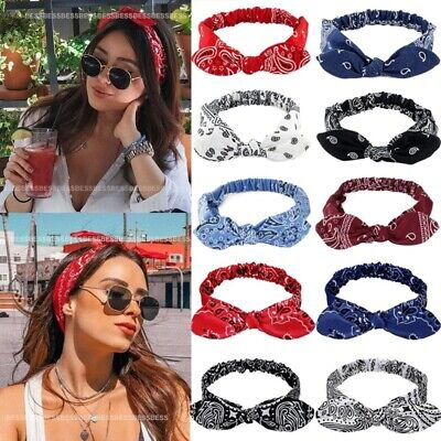 $ CDN6.52 • Buy Vintage Hair Bands For Girls Hair Accessories Soft Elastic Headband
