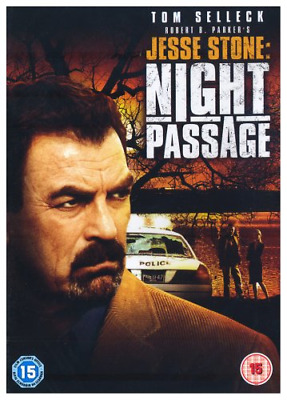 Jesse Stone: Night Passage DVD (2007) Tom Selleck • 2.76£