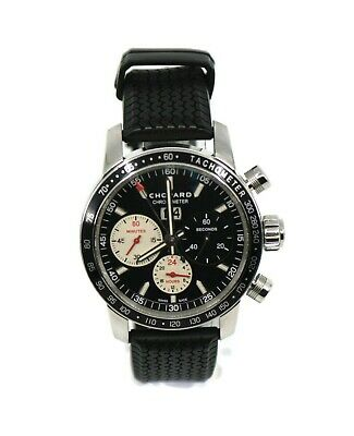 Chopard Mille Miglia Jacky Ickx Edition Stainless Steel Watch 8543 • 2,993.63£