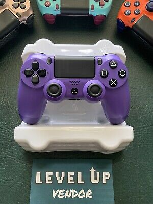 AU89 • Buy Playstation Dualshock 4 Controller Electric Purple Gamepad For PS4