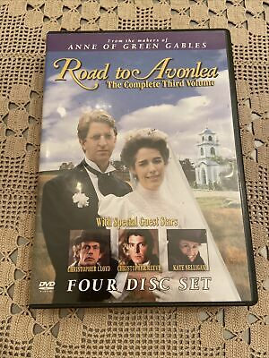£19.87 • Buy Road To Avonlea The Complete Third Volume 4 Disc Set 2005 DVD