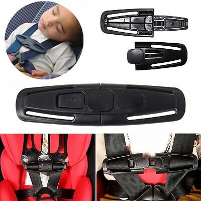 Baby Safety Seat Strap Lock Buckle Anti Escape Highchair Car Clip Buggy Harness • 2.89£